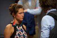 Hanne Van den Bossche en Bas Van Opwyck