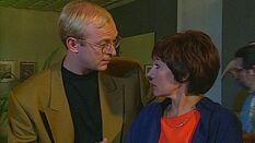 Rita Van den Bossche en Dirk Cockelaere