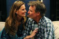 Bart Van den Bossche en Trudy Tack de Rixart de Waremme