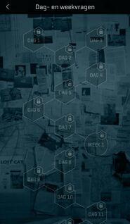 Het moordspel - Geheime codes