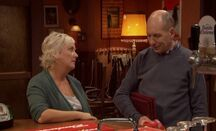 Jan Van den Bossche en Linda Desmet