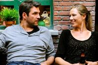 Benny Coppens en Liesbeth Pauwels