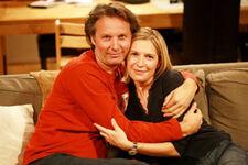 Bart Van den Bossche en Brenda Vermeir