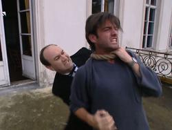 Seizoen 9: Drama in het kasteel