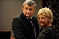 Mathias Moelaert en Marie-Rose De Putter