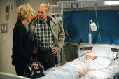 Rita belandt in een kunstmatige coma
