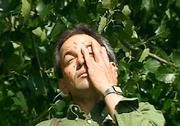 Jean-Michel wordt neergeschoten