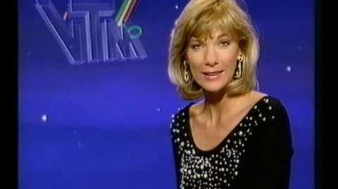 """VTM - allereerste promo """"Familie"""" & """"De Kotmadam"""" blooper (december 1991)"""