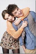 Arno en Stephanie 2