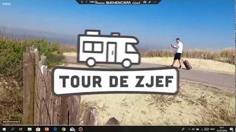 Tour de Zjef. Aflevering 5.