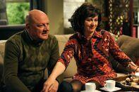 Patrick Pauwels en Agnes Moelaert