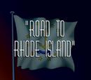 Estrada para Rhode Island