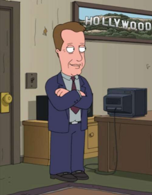 James Woods (Family Guy)
