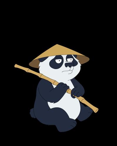 KiГџ Panda Family Guy