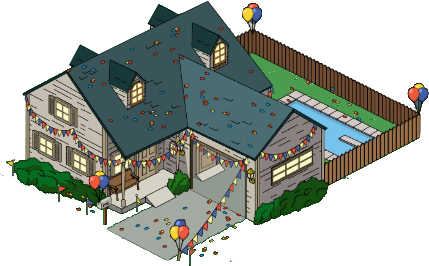 Image - Building-swanson-house-circus.png | Family Guy: The Quest ...