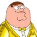 Facespace portrait petergriffin goldsuit default@4x