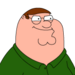 Facespace portrait petergriffin retep
