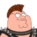 Facespace portrait petergriffin apocalypse