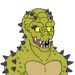 Facespace portrait killercroc