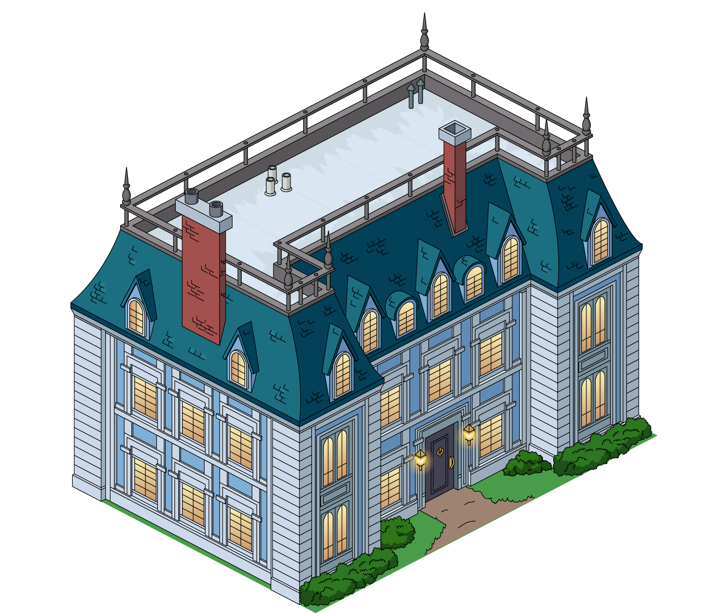 Cinderella\'s House | Family Guy: The Quest for Stuff Wiki | FANDOM ...