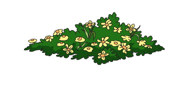 Flower Bush | Family Guy: The Quest for Stuff Wiki ...