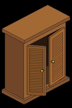 The Closet. Building EvilMonkeyCloset