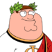 Facespaace PeterGriffin toga