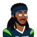 Facespace portrait richardsherman
