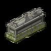 Decoration tombSaint