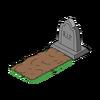 Decoration tombstone2