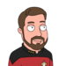 Facespace portrait startrek riker default@2x