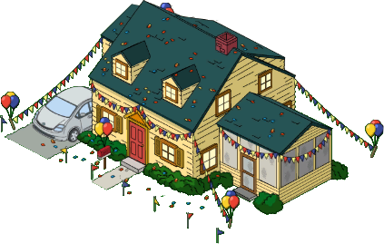 Image - Building-griffin-house-circus.png | Family Guy: The Quest ...