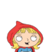Facespace portrait redridinghood stewie