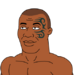 Facespace portrait mikeTyson v2