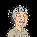 Facespace portrait miyagi