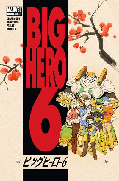 Big Hero 6 | Family Guy,American Dad,The Simpsons and