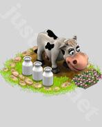 Cow black 2