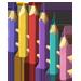 CrayonFence