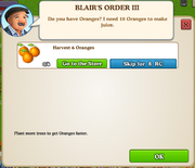 Gallery Blair's Order III