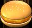 Grandma's Rooster Burger
