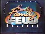 Family Feud 1999