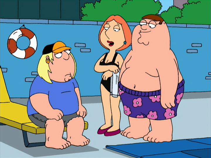 彼の脂肪のためにあまりにもセクシー