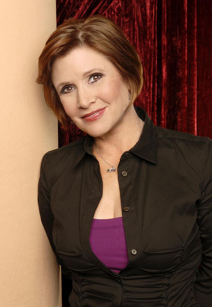 Carrie Fisher Family Guy Wiki Fandom Powered By Wikia