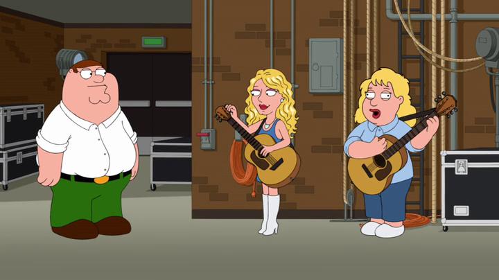 Taylor Swift Family Guy Wiki Fandom Powered By Wikia
