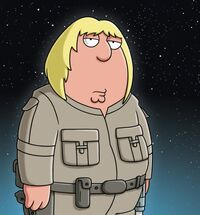 Chris Griffin as Luke