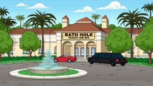 Bathhole