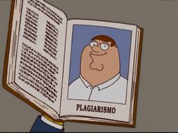 Питер плагиат симпсоны