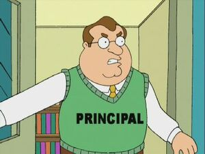 Principal Shepherd