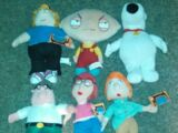 Family Guy Plush