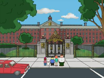 Engineering Research Center | School of Engineering  |Brown University Building Cartoon